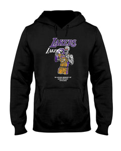 Devin Booker Kobe Shirt - Warren Lotas LA Lakers Kobe Bryant Warren Lotas In Loving Memory Of Kobe Bryant T-Shirt - Brixtee