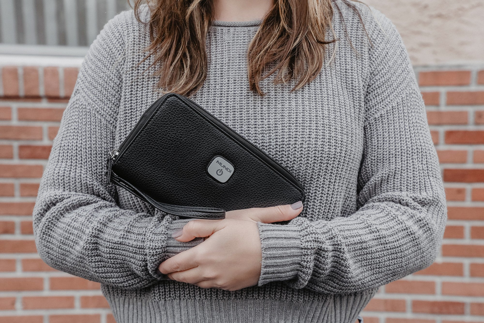 MultiSac Handbags and Mundi Wallets Team Up to offer Personal Safety Gear!