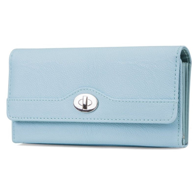 File Master Clutch - Women's Clutch Wallets - Organizer Wallet - RFID Protected
