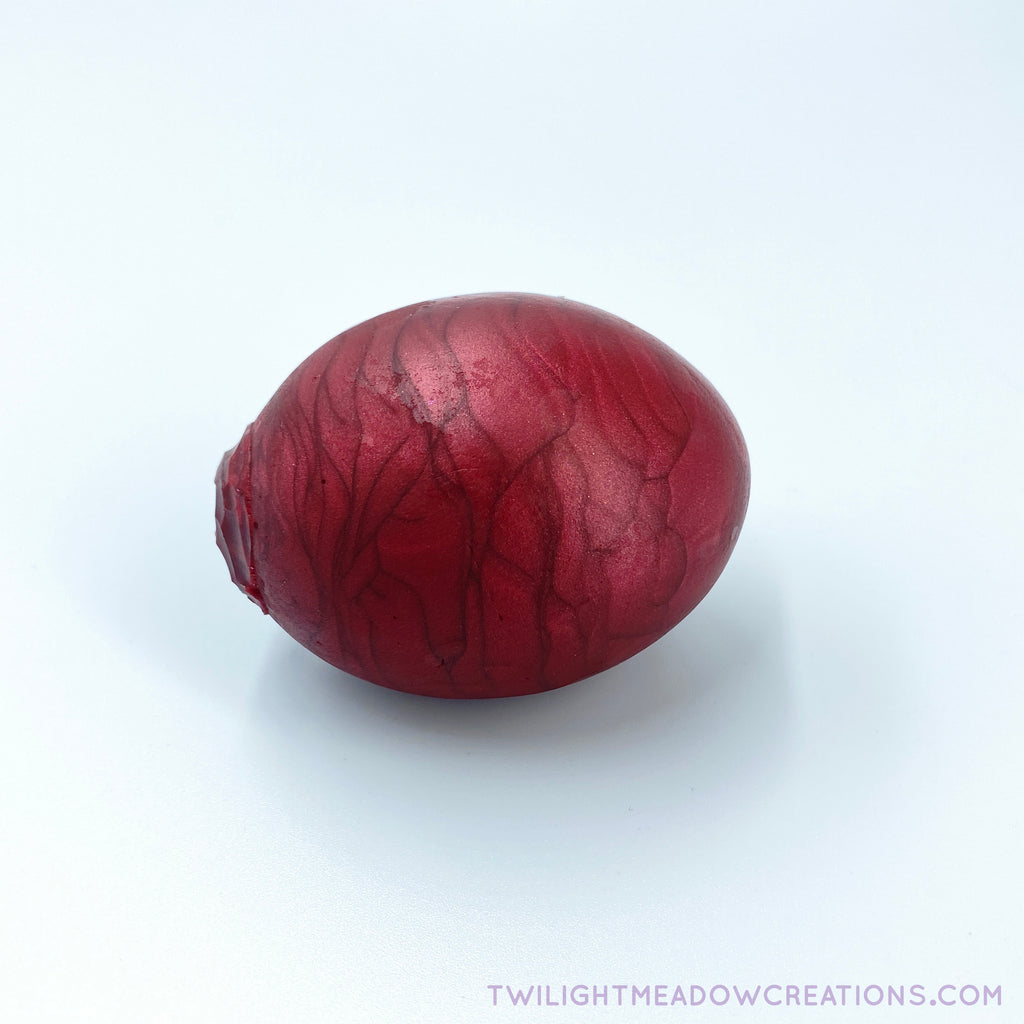 Large Chicken Egg (Firmness: Firm) - Twilight Meadow Creations