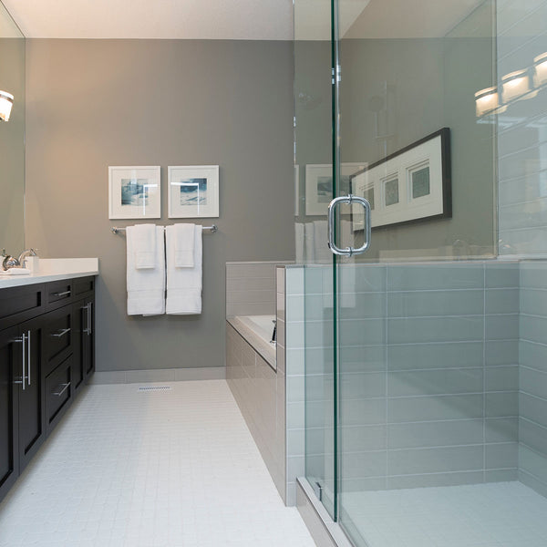 modern bathroom with todays trends