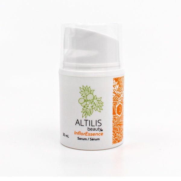 Infloressence Serum Front by Altilis Beauty