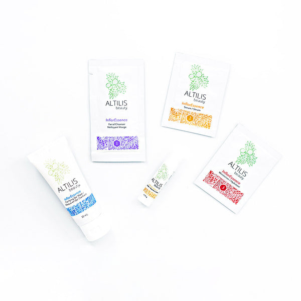 InflorEssence Clarifying Gel Mask + Trial Set by Altilis Beauty