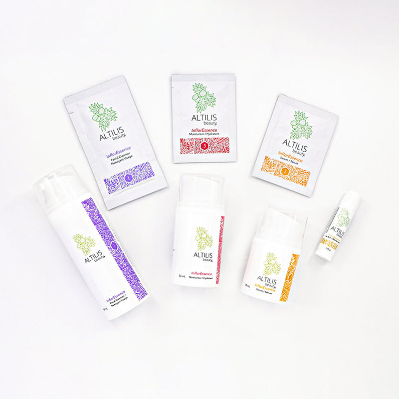 Breadtfruit Complete Skincare System & Trial Kit by Altilis Beauty