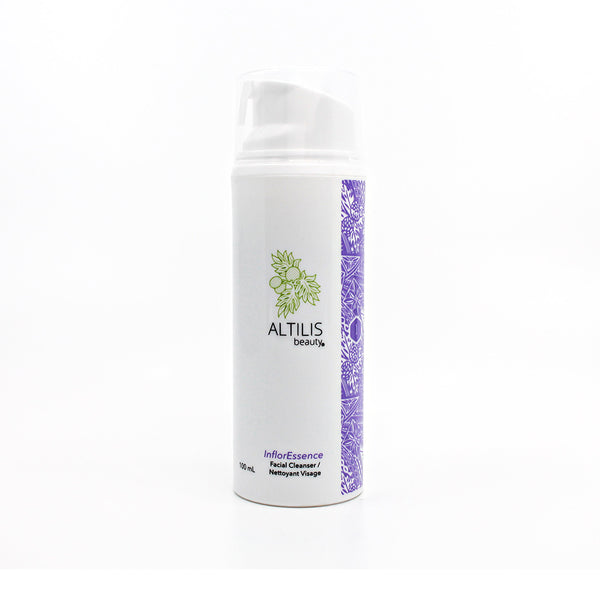 Breadfruit InflorEssence Facial Cleanser Front by Altilis Beauty