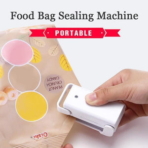 Buy 3 Get 1 Free🔥 Only $9.99 🔥Mini portable sealing machine heat sealing machine