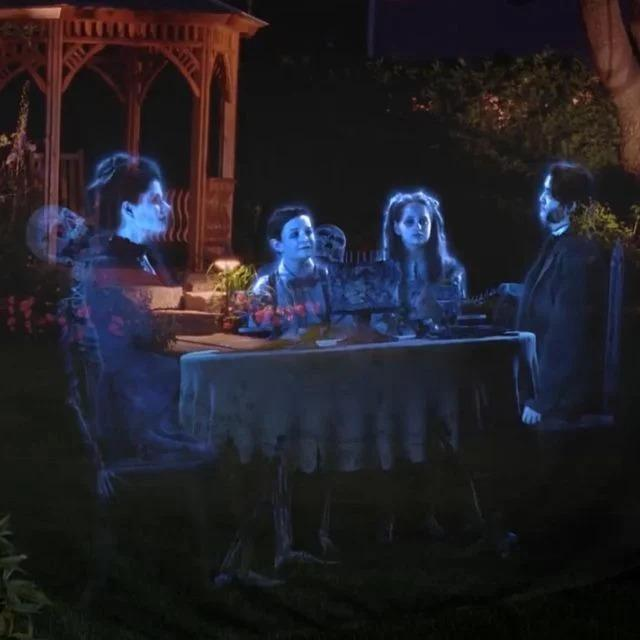 🎃Halloween Pre-Sale 50% OFF-Halloween Holographic Projection|Free Express Shipping