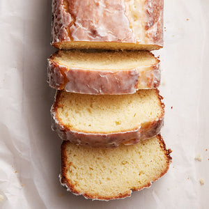 Kathleen's Lemon Loaf (GF)