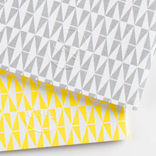 Load image into Gallery viewer, Pack of Two Flash Pocketbooks, Luminous Yellow and Subtle Silver