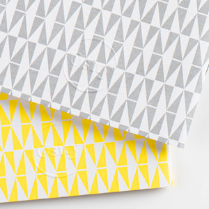 Pack of Two Flash Pocketbooks, Luminous Yellow and Subtle Silver
