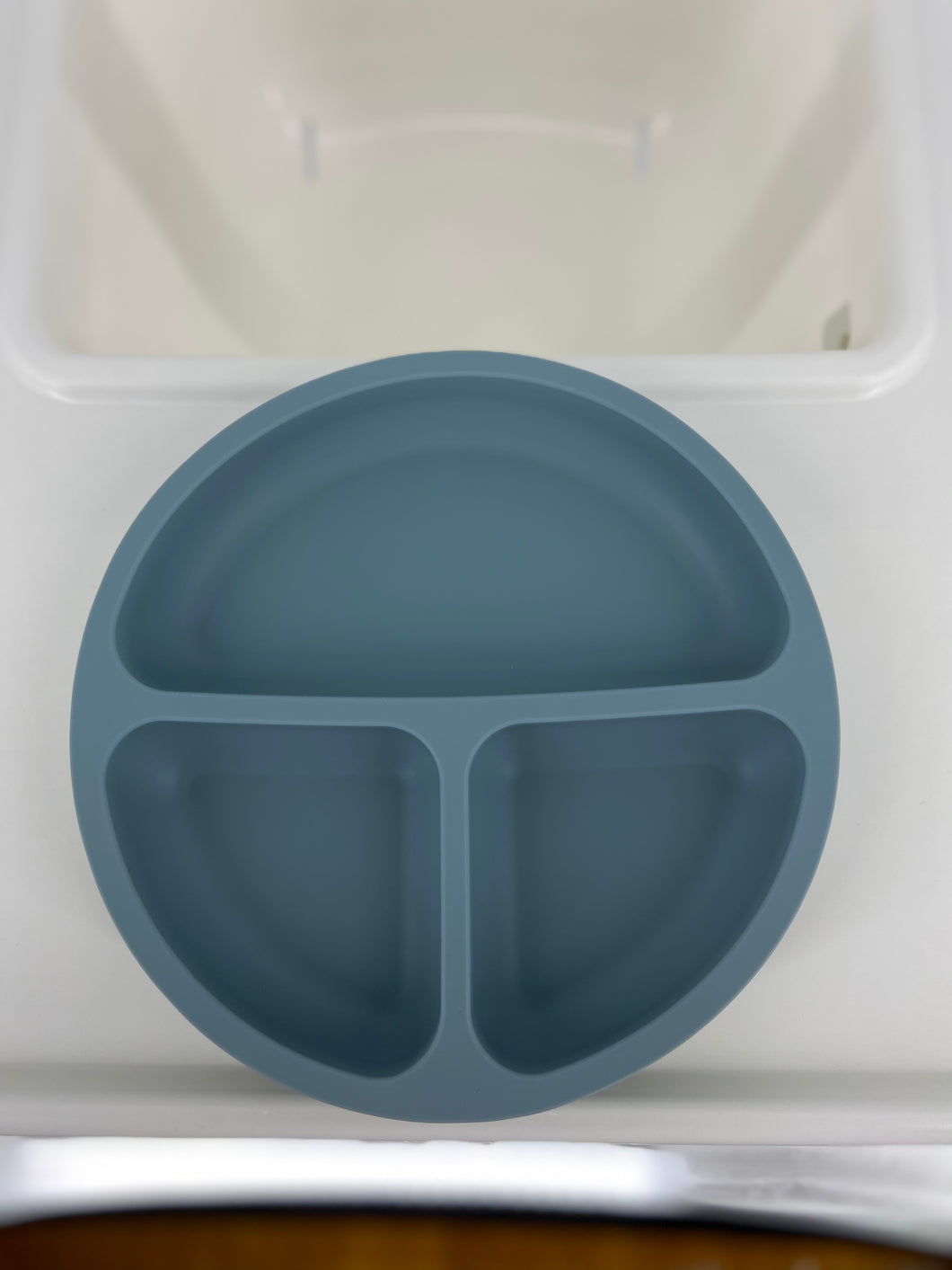 Blue Jays Silicone Suction Plate