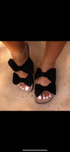 Load image into Gallery viewer, Bow Tie Sandals 🎀