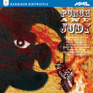 Harrison Birtwistle: Punch and Judy