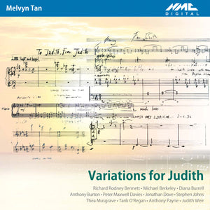 Various: Variations for Judith