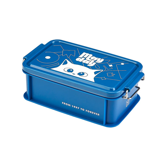 Mayday Cat Lunch Box