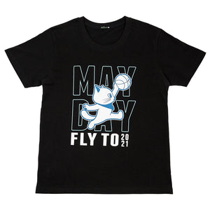 Mayday Cat Can Fly T
