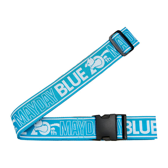 Mayday Just Rock It BLUE - Luggage Strap