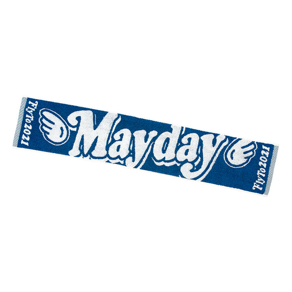 Mayday Fly To 2021 Towel