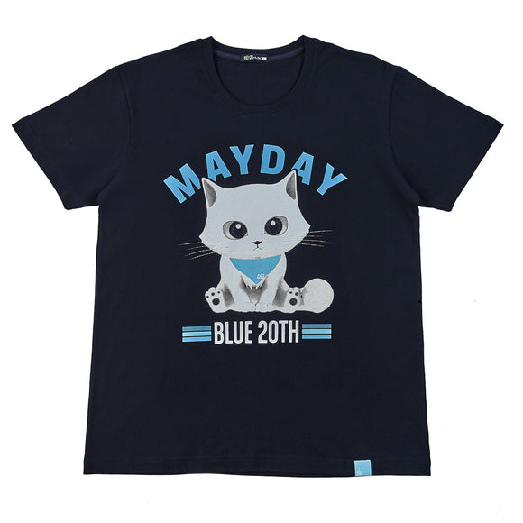 Mayday Just Rock It BLUE - I am A-Guei (Black) *SG EXCLUSIVE*