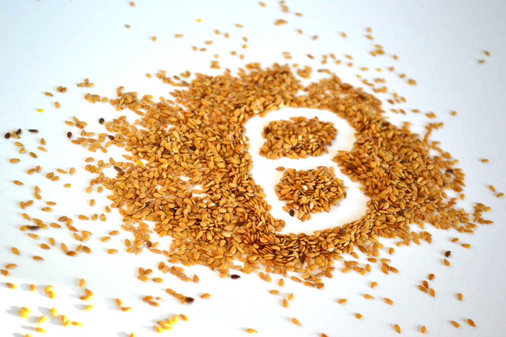 Flax Seed Facts (and recipe) for a Functional Foodie