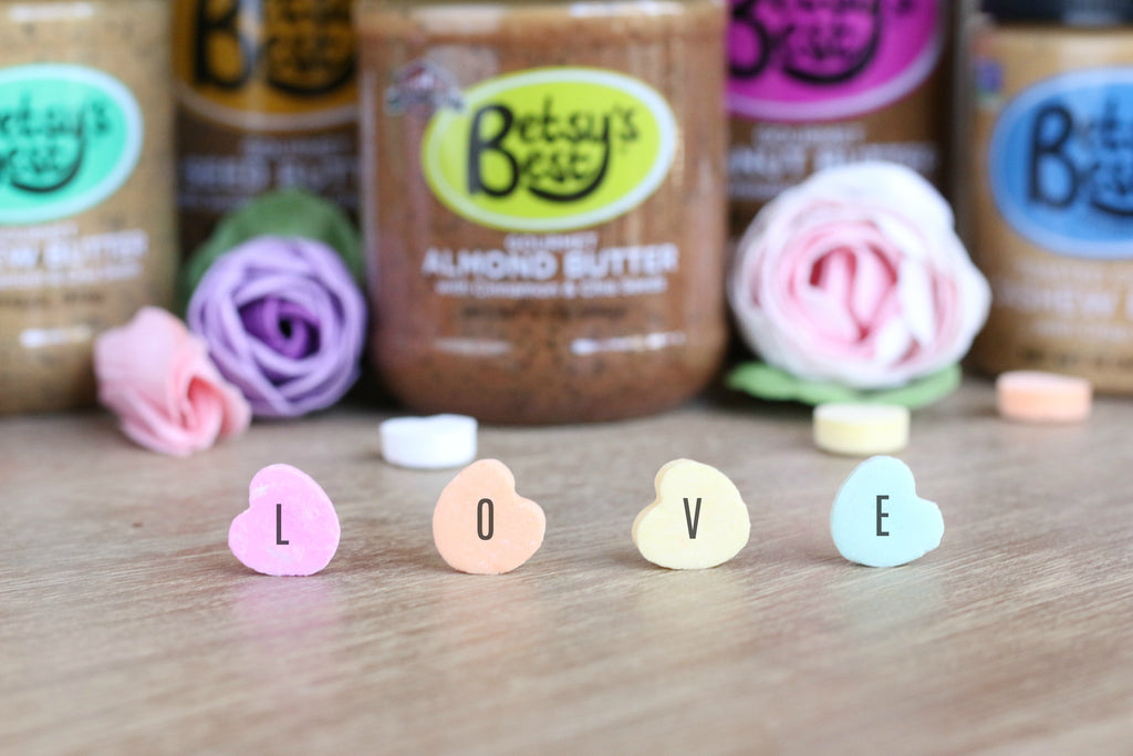 Fall in Love with Betsy's Best Gourmet Cinnamon Almond Butter