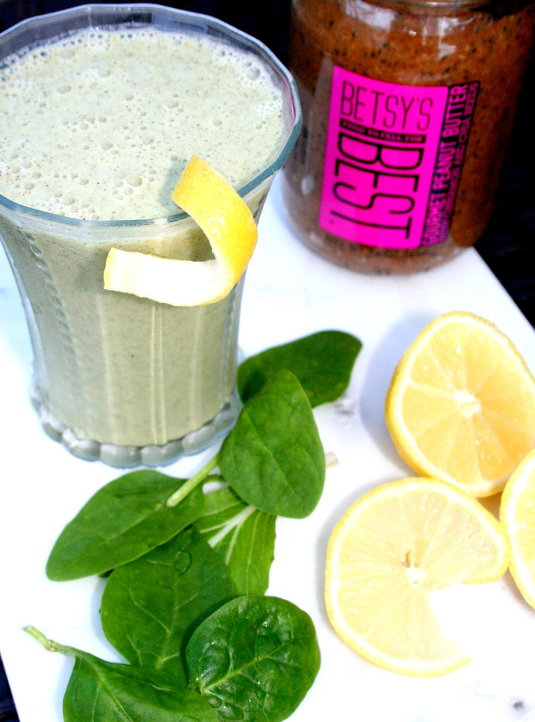 A lemon pie smoothie recipe from Betsy's best