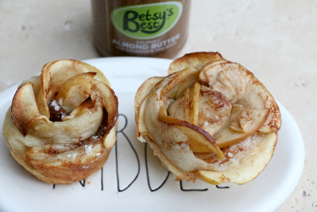 Peanut Butter Apple Blossom Recipe