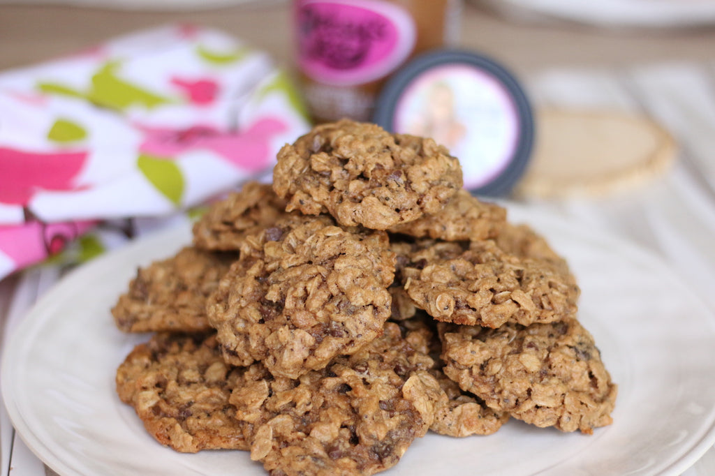Betsy's Best Peanut Butter Oatmeal Cookies