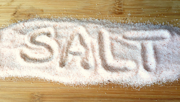 Sea salt retains its texture, taste and natural minerals