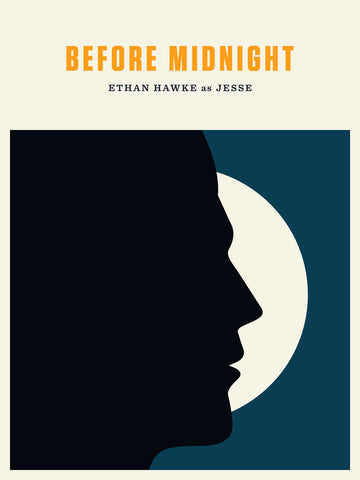 BEFORE MIDNIGHT - 3 POSTER SET