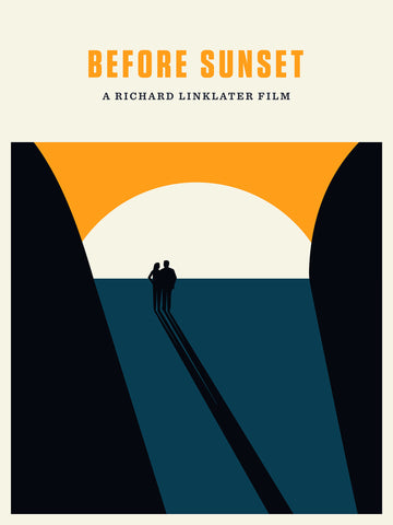 BEFORE SUNSET - 3 POSTER SET