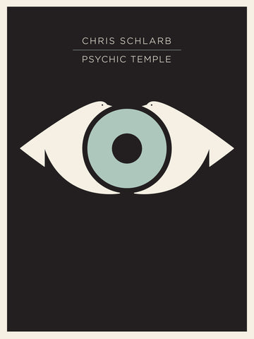 CHRIS SCHLARB - PSYCHIC TEMPLE