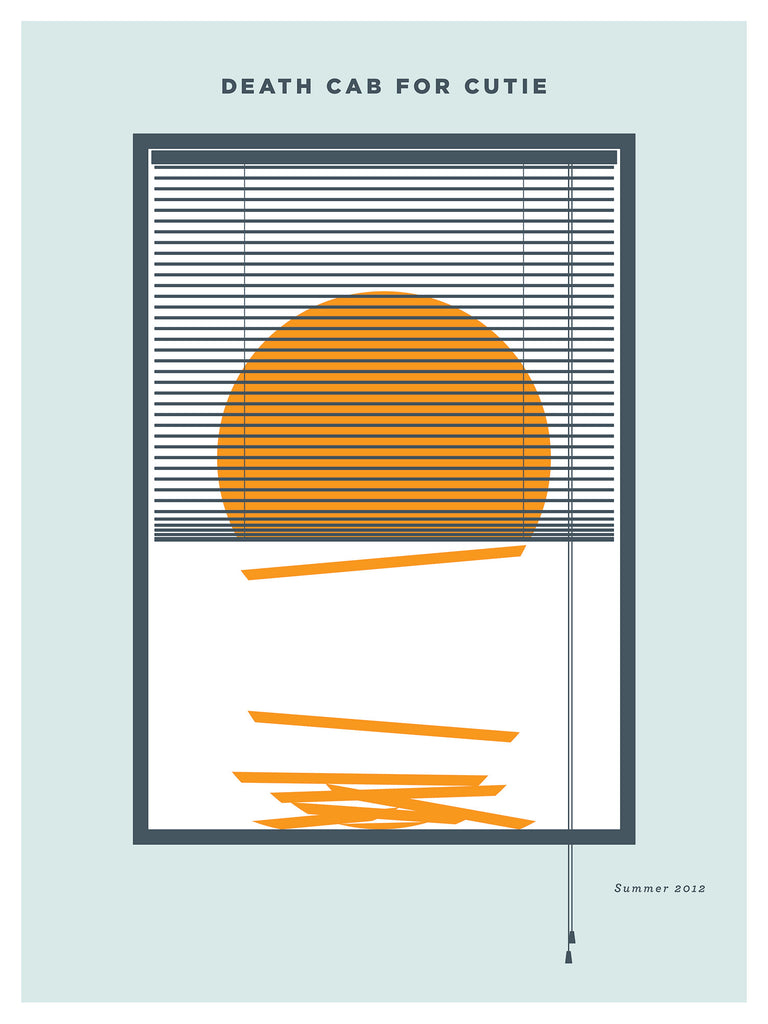 DCFC - Summer 2012 Poster by Jason Munn