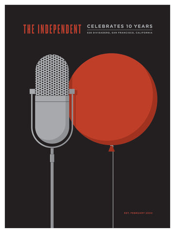 THE INDEPENDENT 10TH ANNIVERSARY
