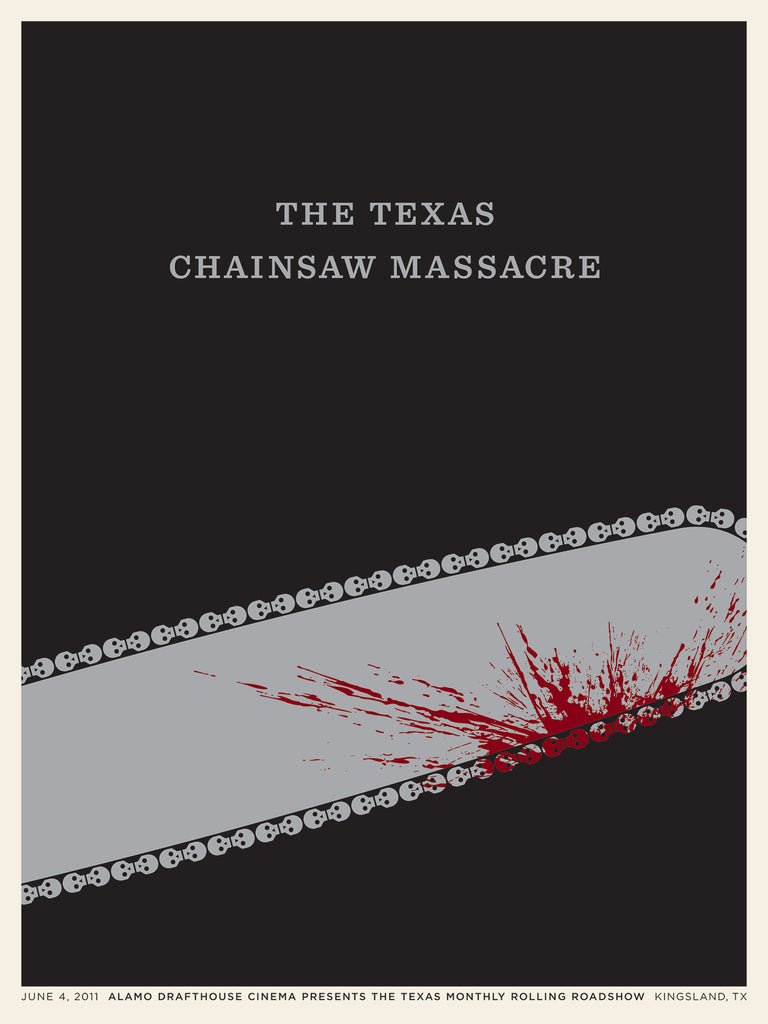 The Texas Chainsaw Massacre Poster by Jason Munn