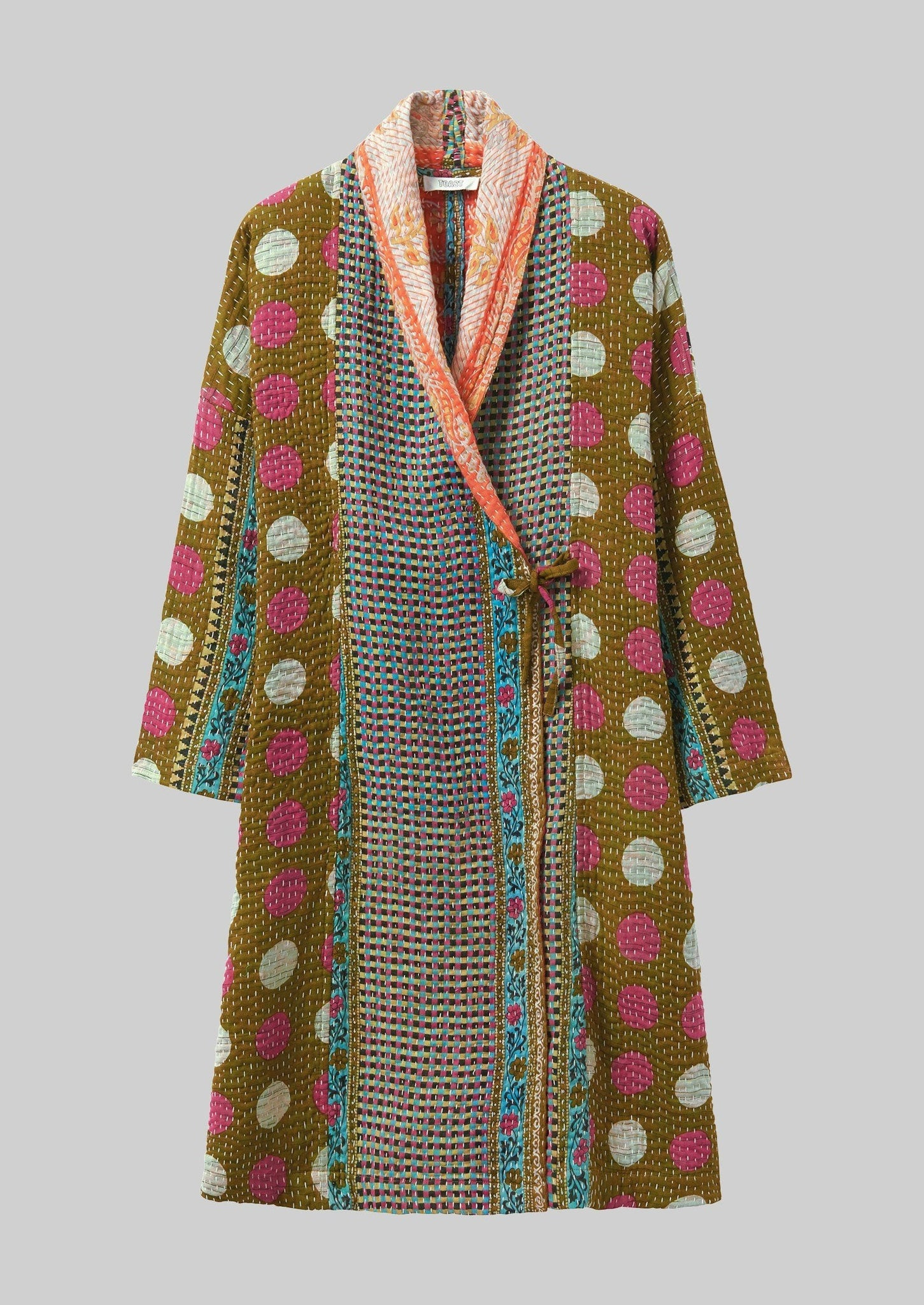 Recycled Kantha Gown | Multis ?id=16768499548194