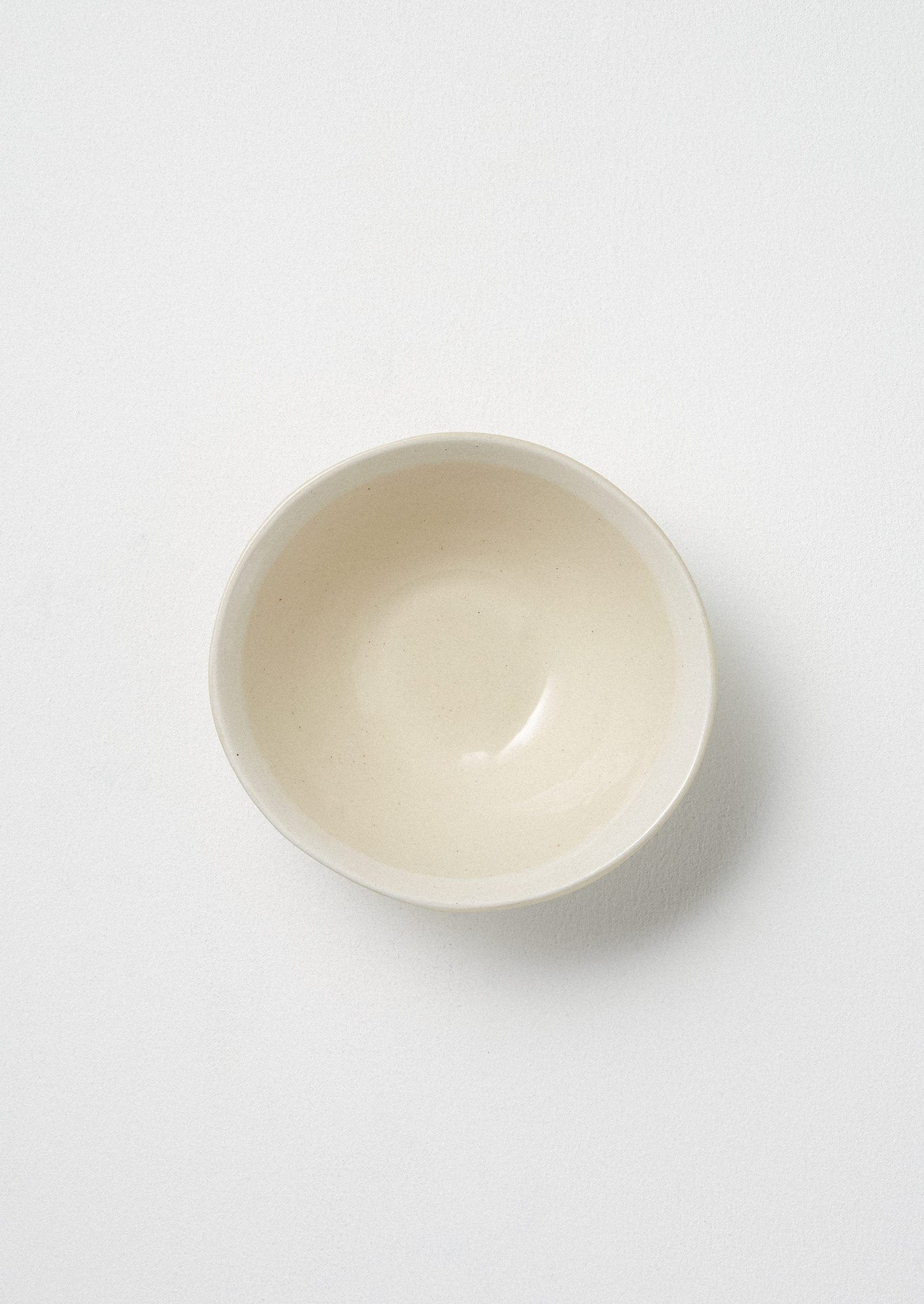 Wonki Ware White Wash Pudding Bowl | Natural/White ?id=16768506134562