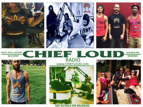 CHIEF LOUD RADIO EVENT HOST PACKAGE - Chief Loud