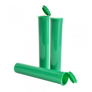 CHIEFLOUD Opaque Green Child Resistant Joint Tube 98mm - Chief Loud