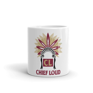CHIEF LOUD TALLAHASSEE Mug made in the USA - Chief Loud