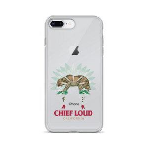 CHIEF LOUD California iPhone Case - Chief Loud