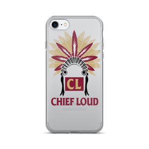 CHIEF LOUD TALLAHASSEE iPhone 7/7 Plus Case - Chief Loud