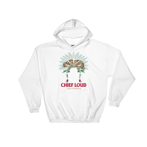 CHIEF LOUD CALIFORNIA Hooded Sweatshirt - Chief Loud