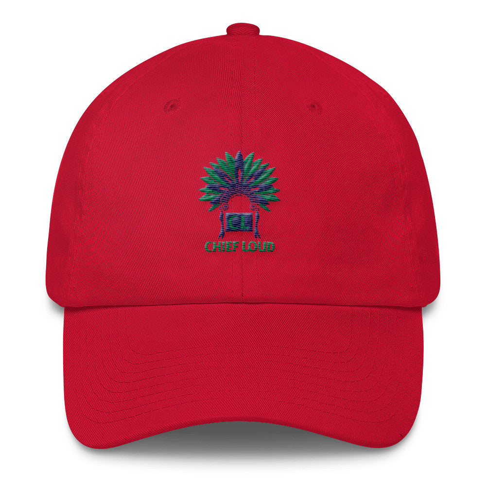 CHIEF LOUD Cotton Cap - Chief Loud