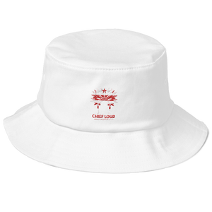 CHIEF LOUD WASHINGTON D.C. Old School Bucket Hat - Chief Loud