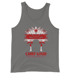 CHIEF LOUD WASHINGTON D.C. Tank Top - Chief Loud