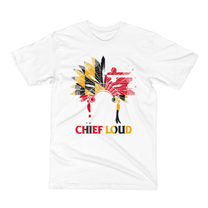 CHIEF LOUD MARYLAND Men's Short Sleeve T-Shirt