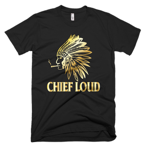CHIEF LOUD GOLD T-Shirt - Chief Loud