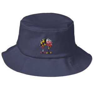 CHIEF LOUD MARYLAND Old School Bucket Hat - Chief Loud