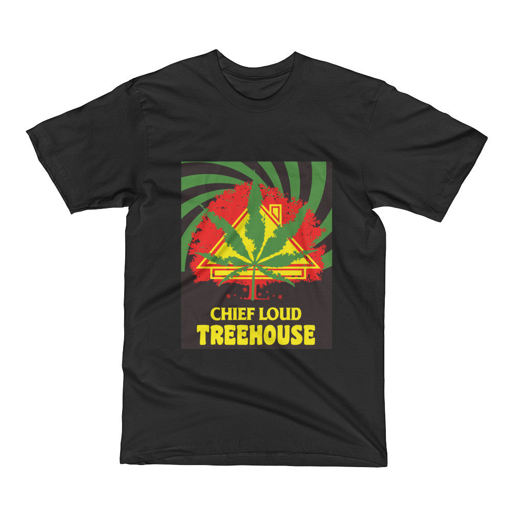 CHIEF LOUD TREEHOUSE Short Sleeve T-Shirt - Chief Loud